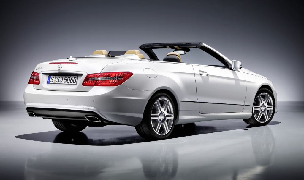E500 AMG Mercedes-Benz package