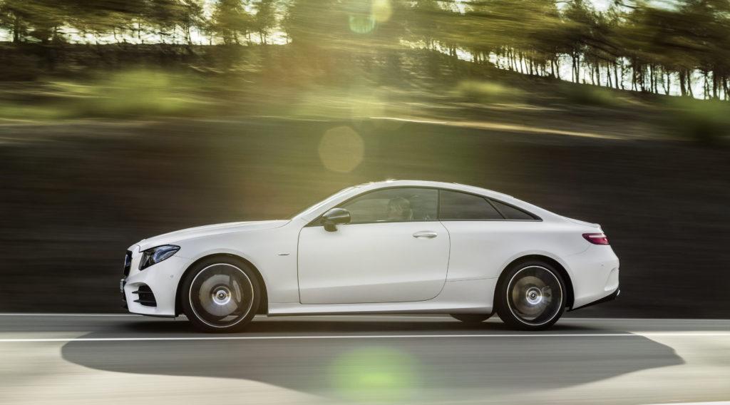 e-class Mercedes-Benz