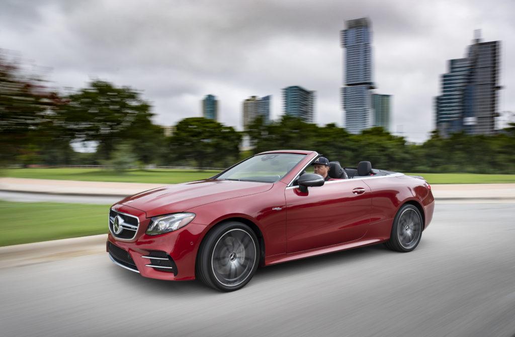 Mercedes-Benz Convertible