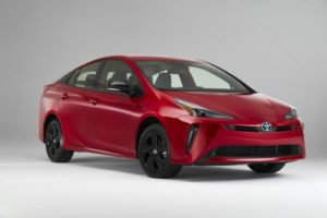 Toyota Unveils 20th Anniversary Edition Prius