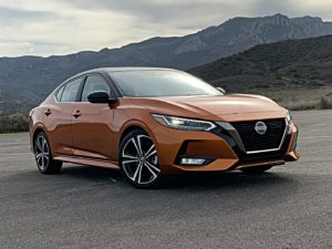 2020 Nissan Sentra Is Perfect For Recent College Grads