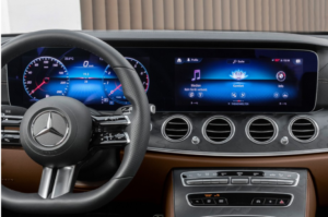 Mercedes Introduces Newest Generation MBUX