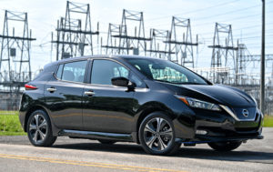 2020 Nissan Leaf SV Plus Review