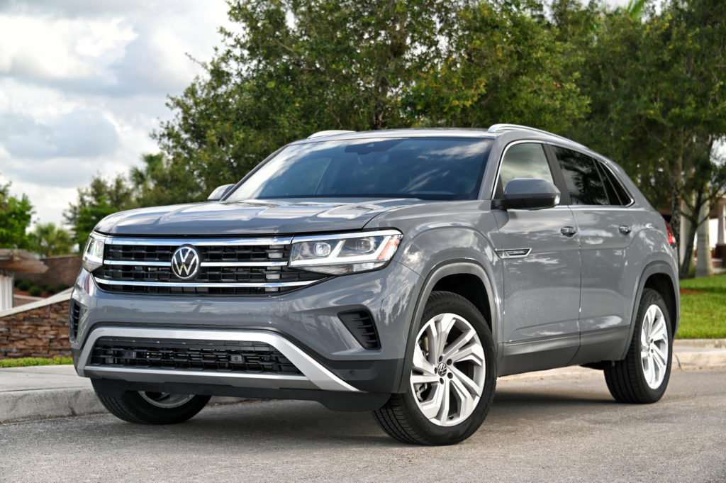 New VW Atlas Cross