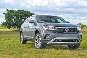 VOLKSWAGEN ATLAS CROSS SPORT FIRST DRIVE REVIEW