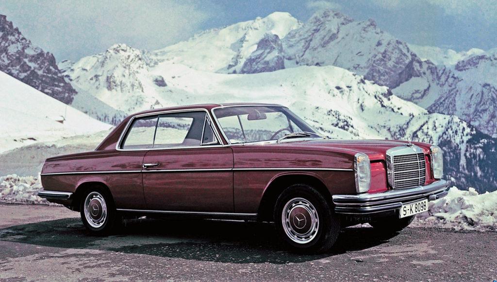 Mercedes Benz 1968