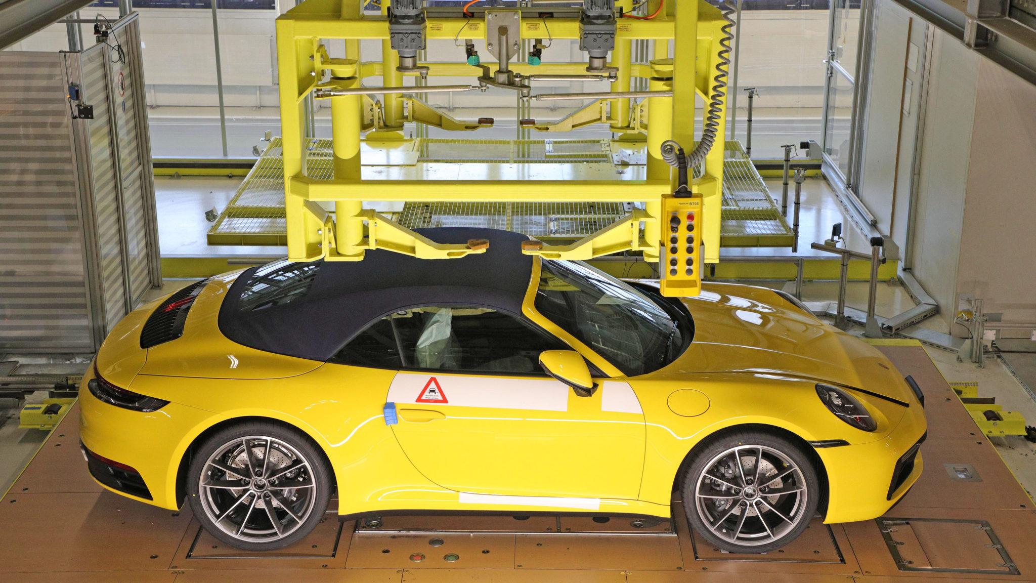 Porsche 911 build