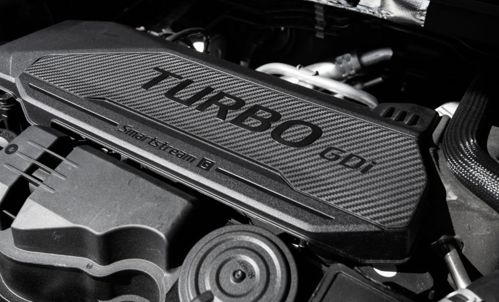 Kia Turbo engine