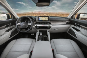 Kia Telluride Earns Recognition As One Of The Best Interiors For 2020