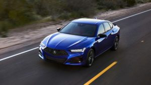 2021 Acura TLX Showcases The Brand's Commitment To Safety