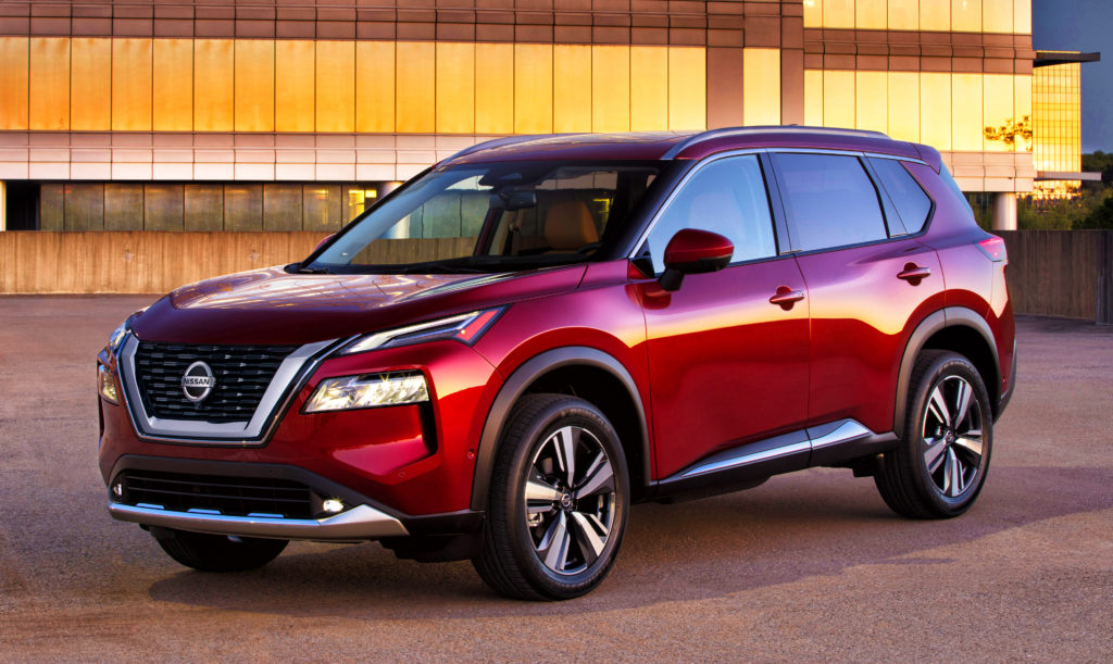 Nissan new Rogue