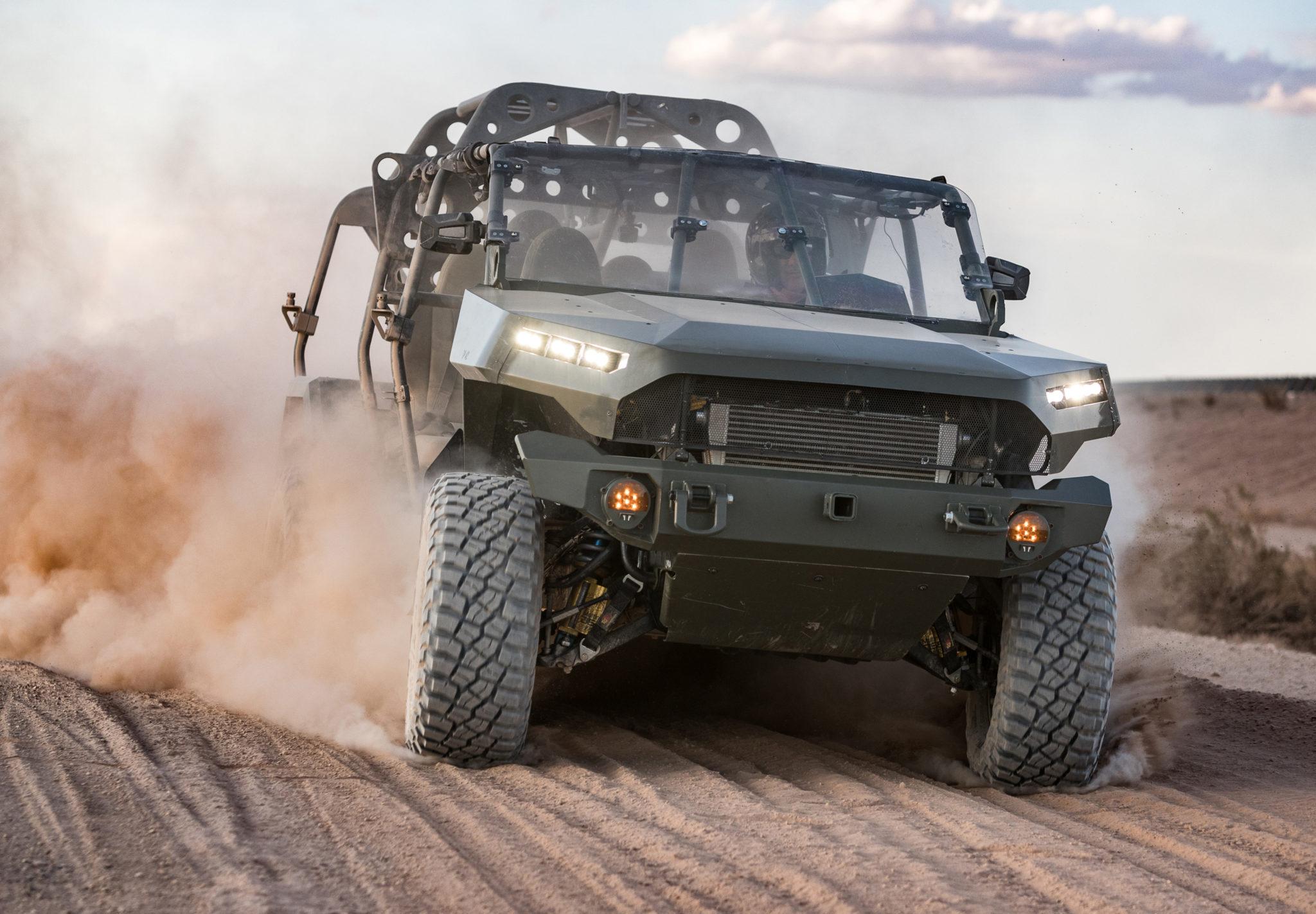 GM Defense ISV