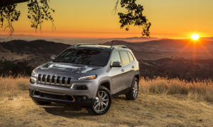FCA Requests Jeep Cherokee Voluntary Recall