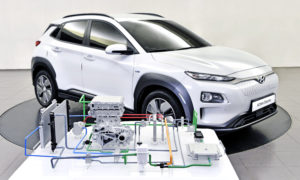 Hyundai & Kia Improve EV Efficiency With Heat Pump Technology