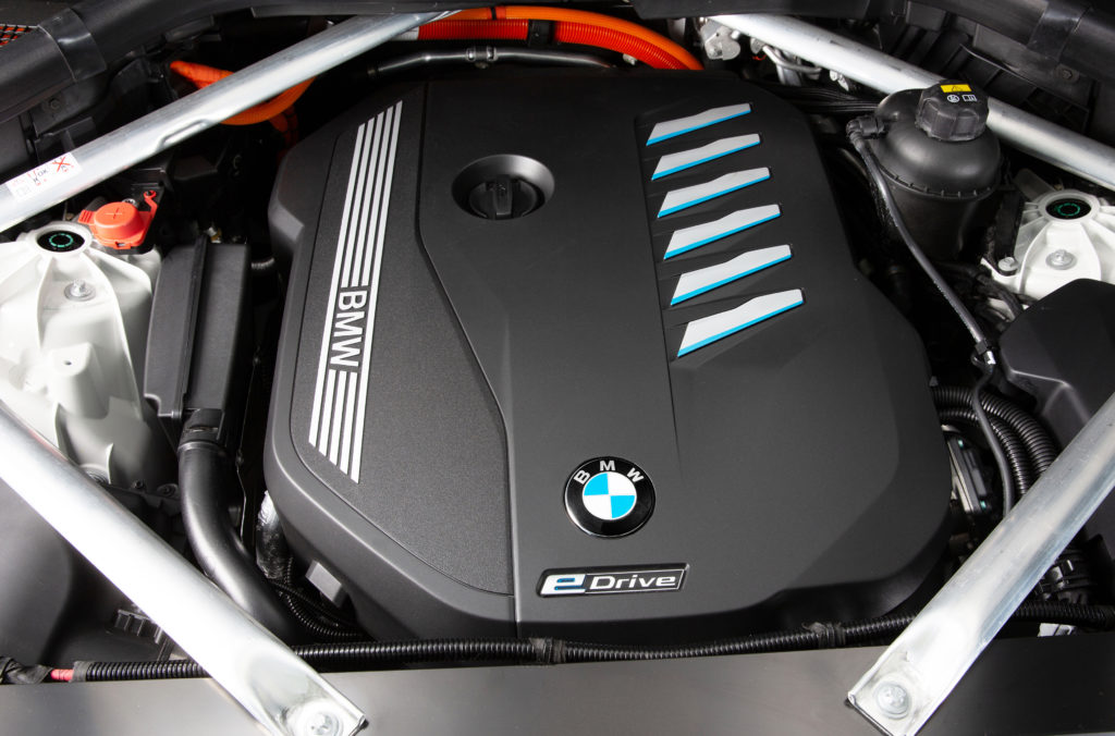 BMW x5 xdrive engine