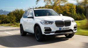 BMW X5 XDRIVE45e SPORT ACTIVITY VEHICLE