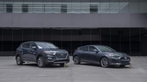 Hyundai Tucson & Veloster Earn Top Ranks In J.D. Power's Initial Quality Study