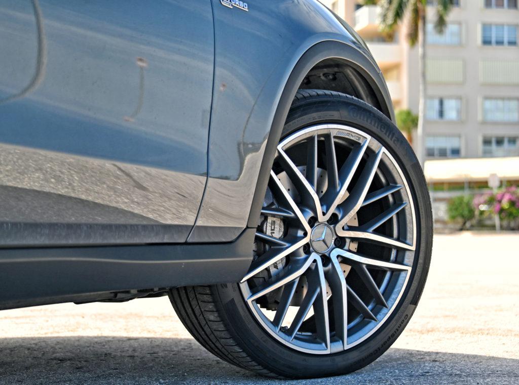 Mercedes-AMG wheel