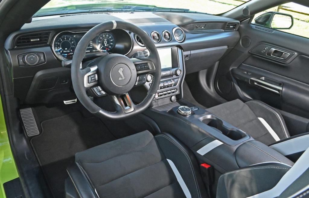 Interior GT500