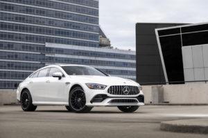 Meet The 2021 Mercedes-AMG GT 43 4-Door Coupe