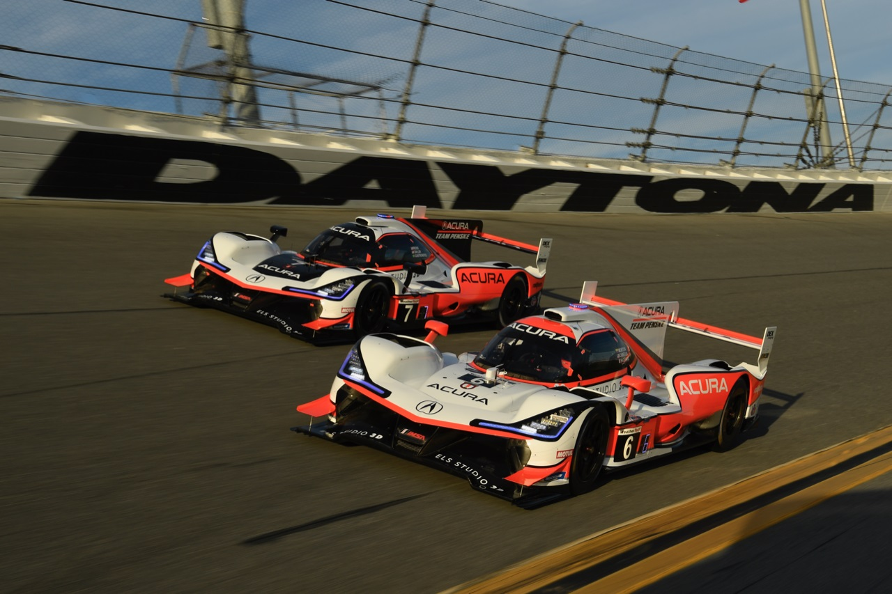 Acura & Team Penske Will End Partnership After 2020