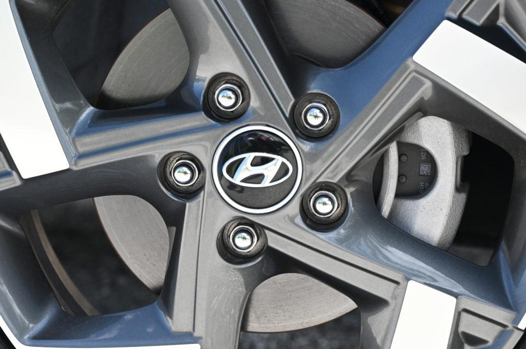 Hyundai Wheel