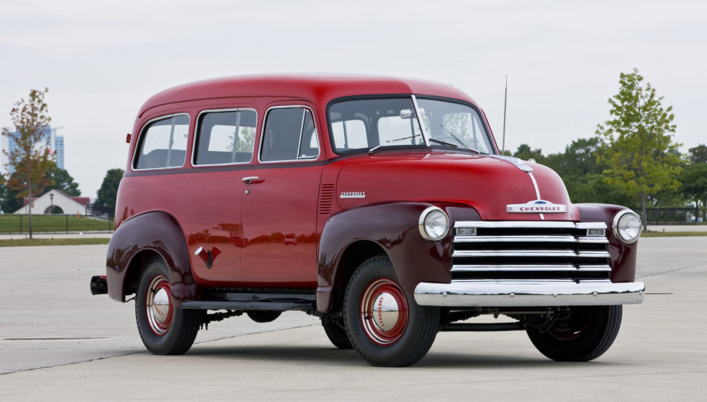 Chevrolet Suburban cruisin