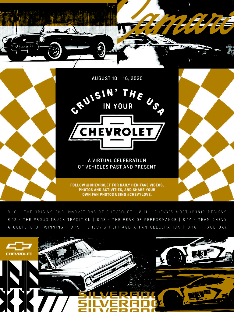 Chevy USA crusin'