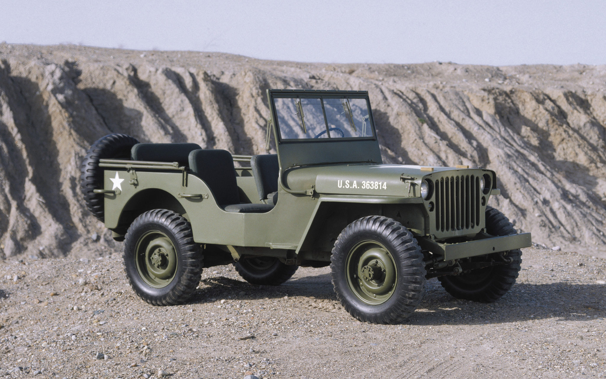 HISTORICAL JEEP VEHICLES: A LOOK BACK TO MOVE AHEAD