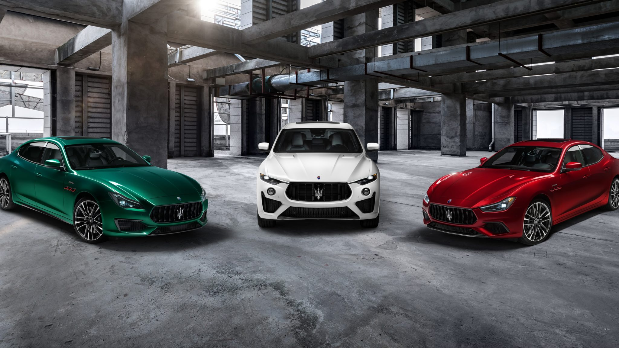 Maserati Expands Trofeo Collection!