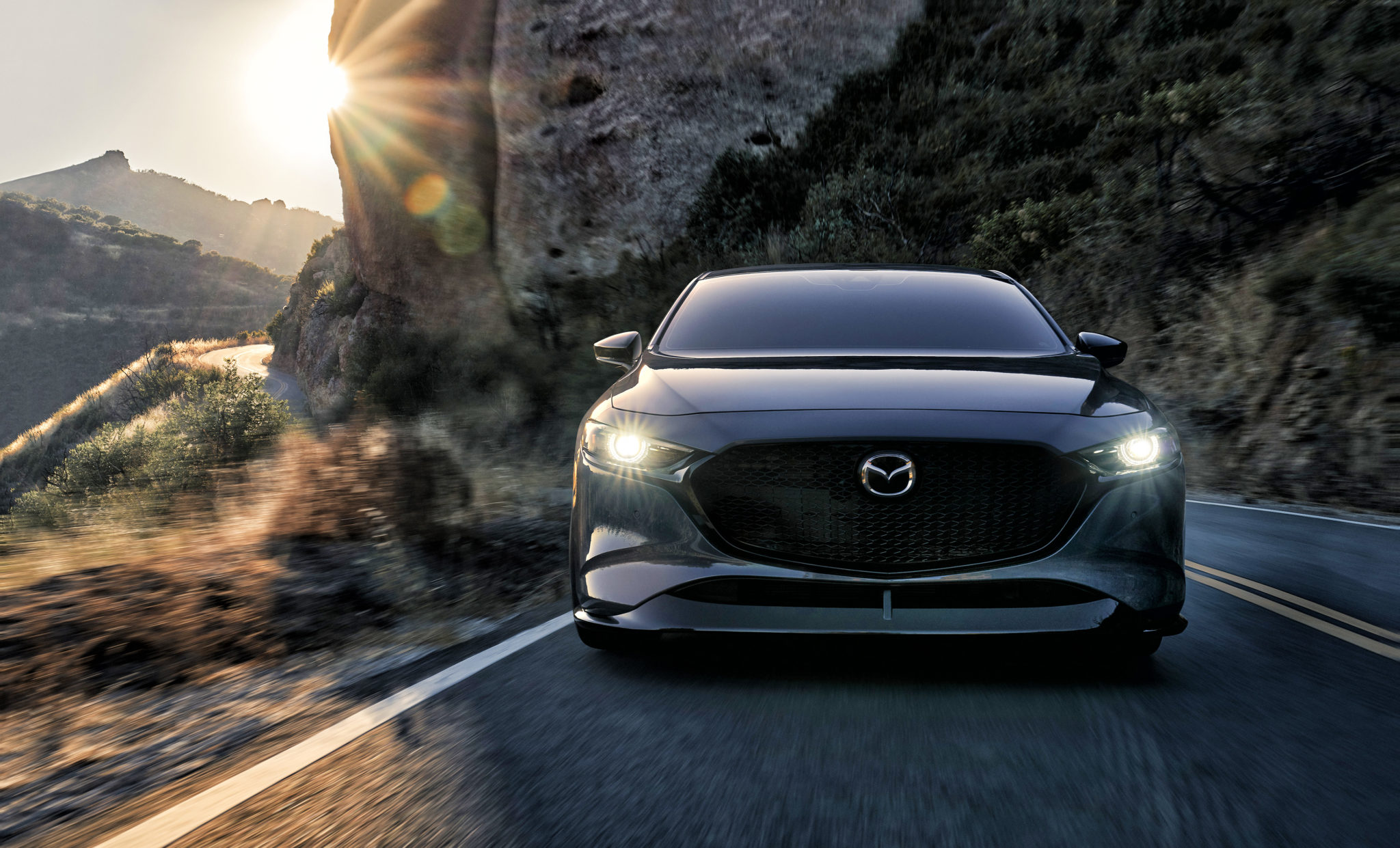 MAZDA3 2.5 TURBO AND ACCESSORIES REVEALED