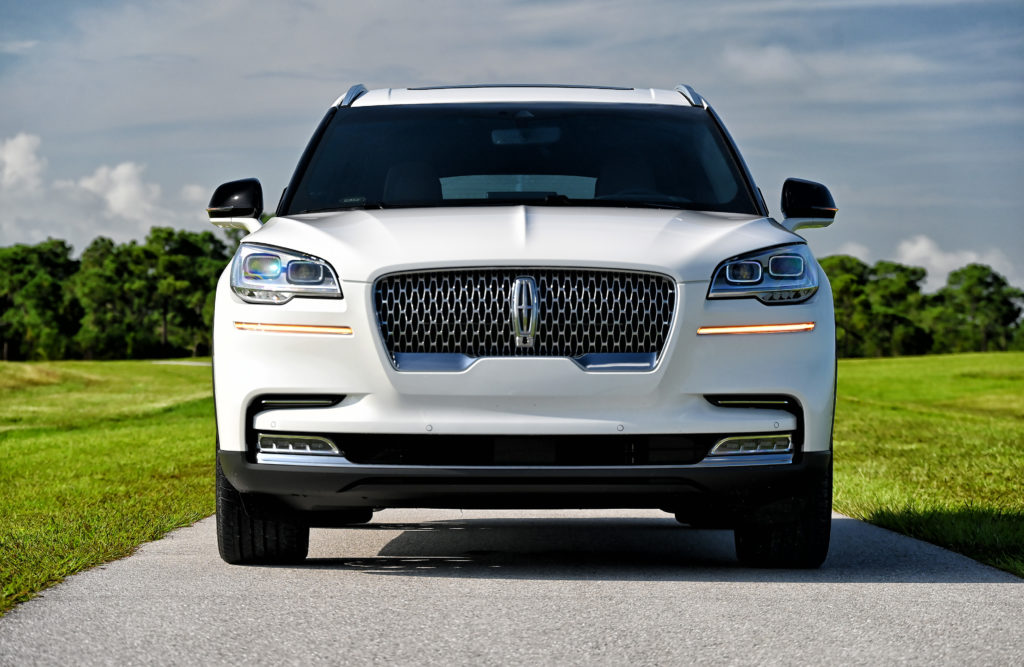 Lincoln Head-on