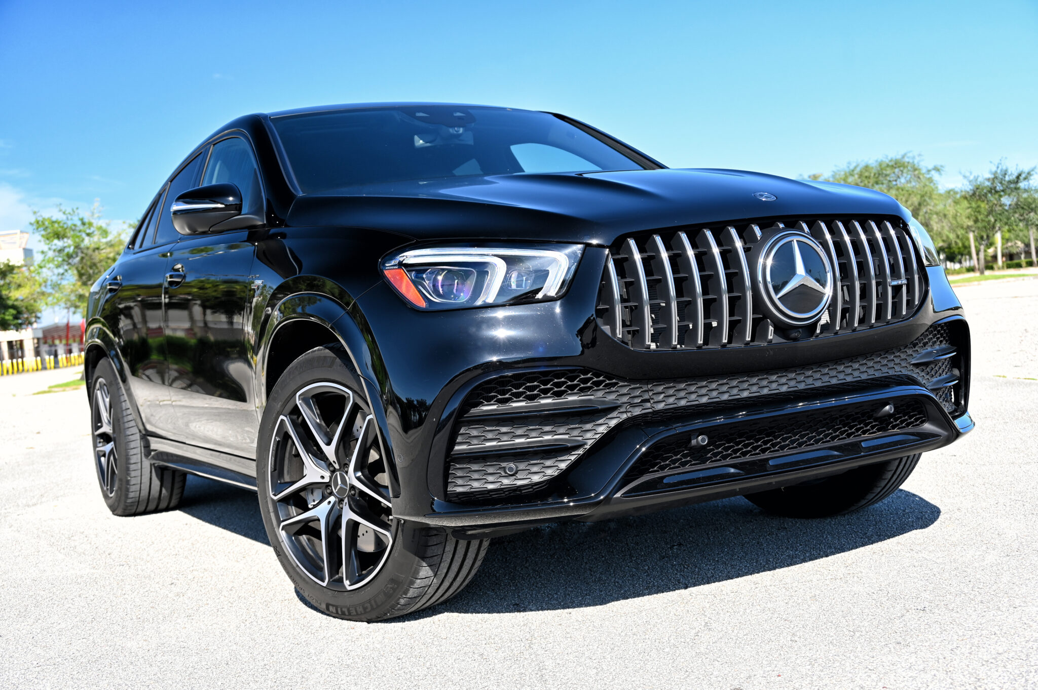 MERCEDES AMG GLE53 COUPE REVIEW