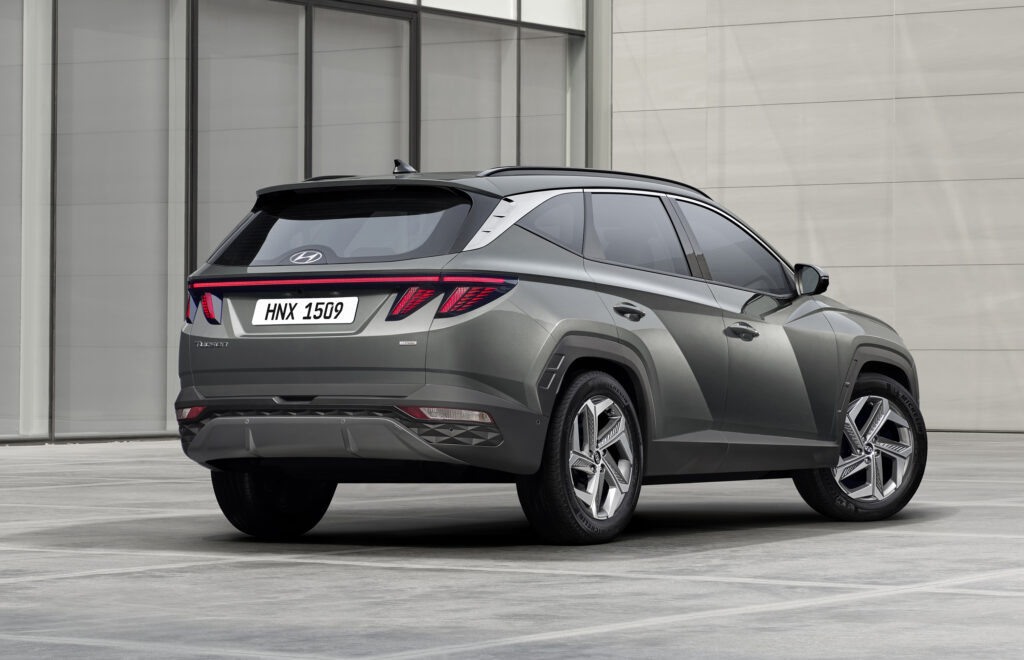 Hyundai rear