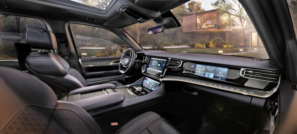 dashscreen jeep grand