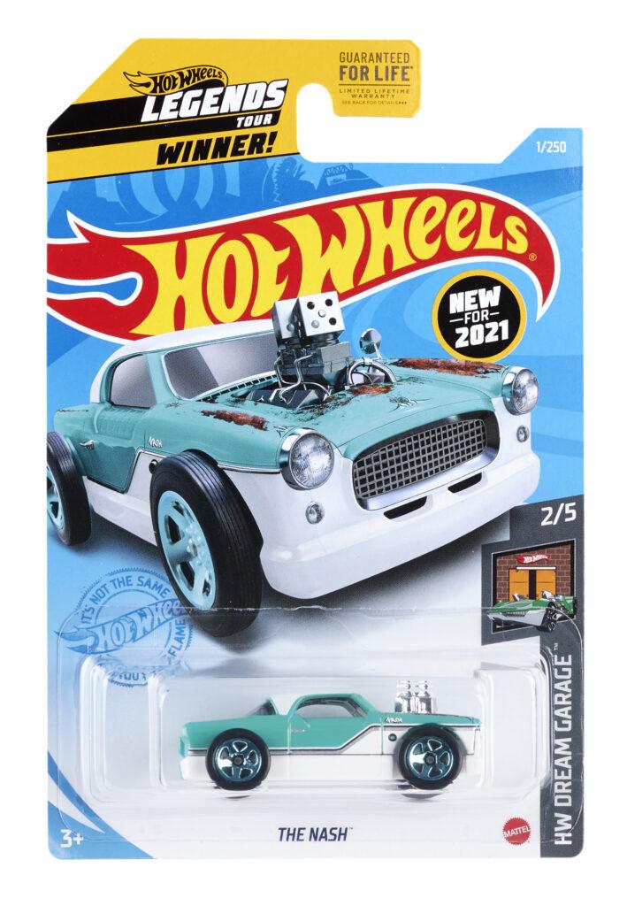 Hot Wheels Legends Tour smaller