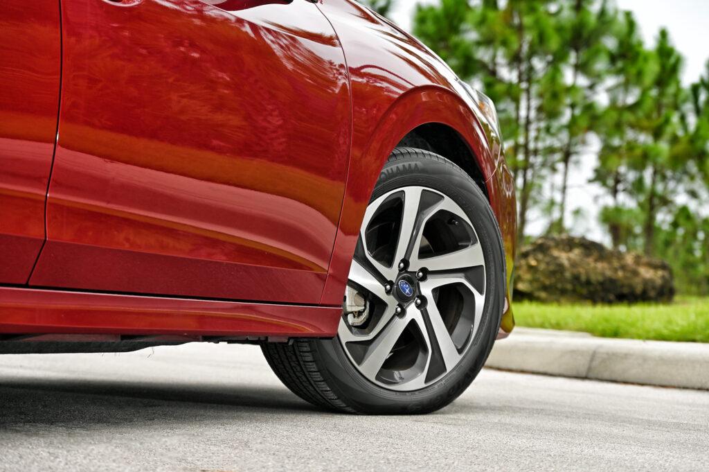 Subaru XT Wheels