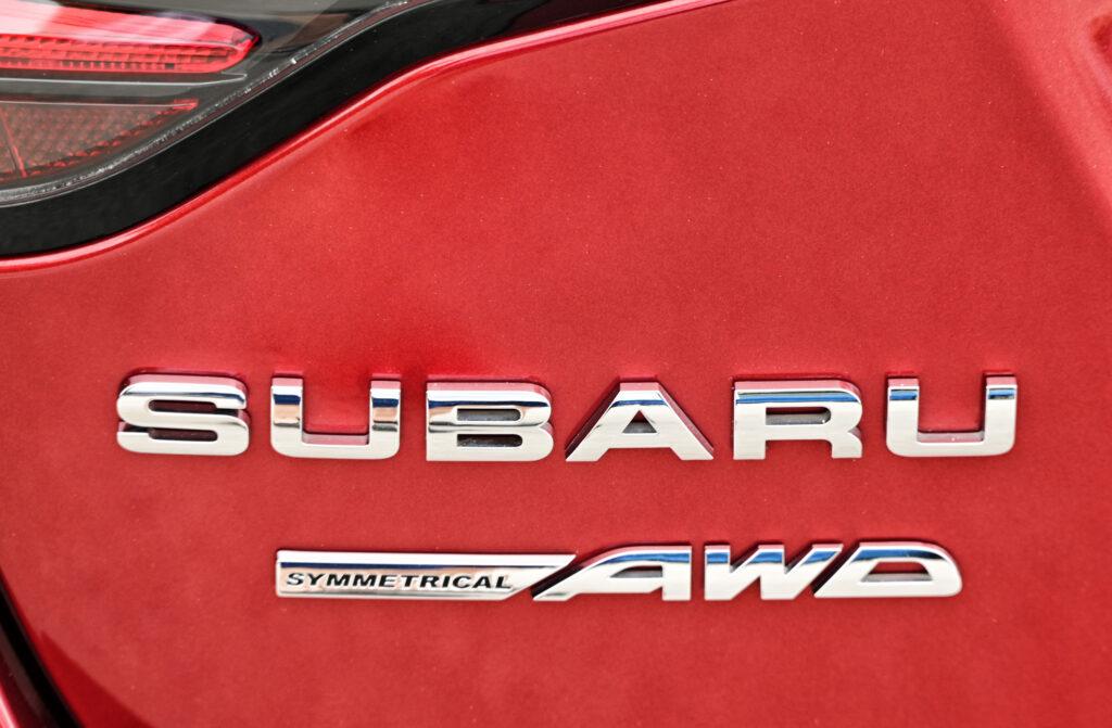 XT Subaru Logo