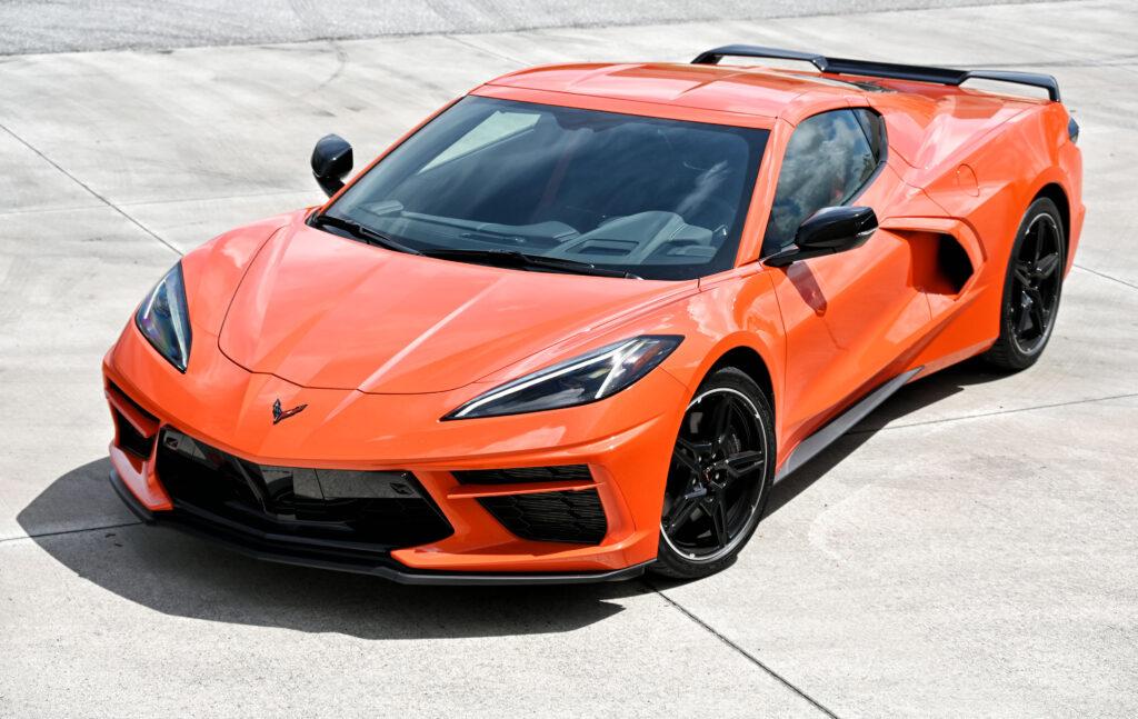 NEW Corvette Stingray Coupe