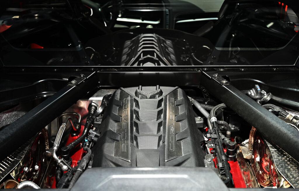 Corvette Stingray specs