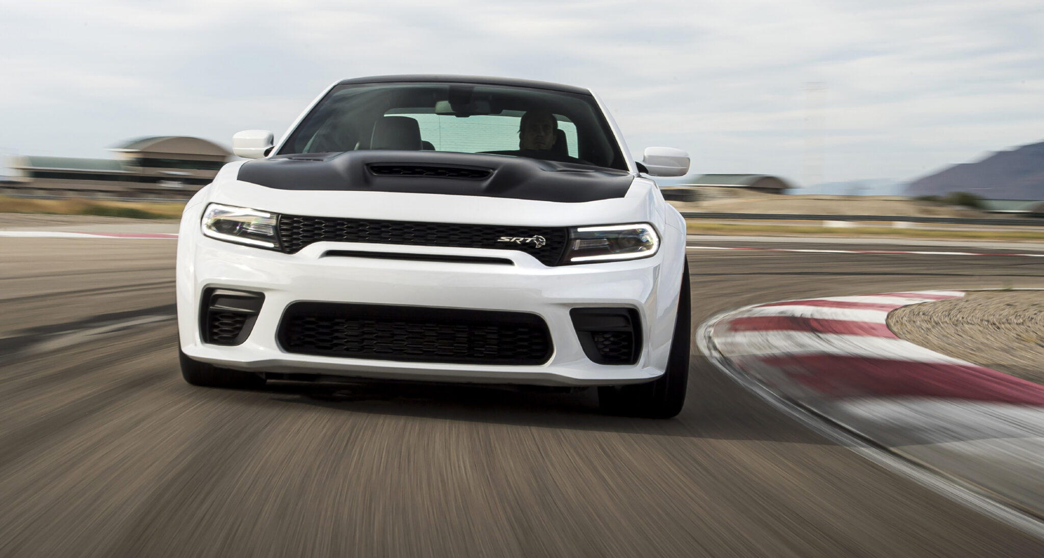 dodge charger hellcat redeye track