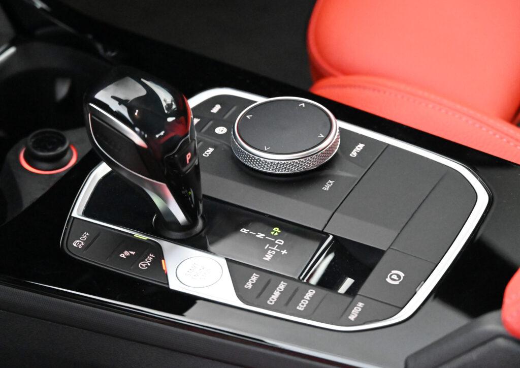 m235i gear selector