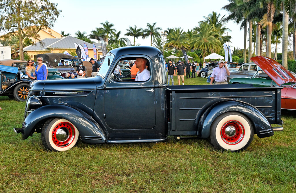 International Harvester Palm Beach
