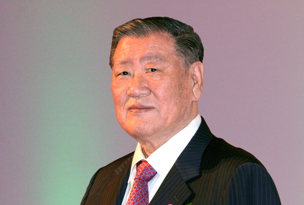 Honorary Chairman Mong-Koo Chung