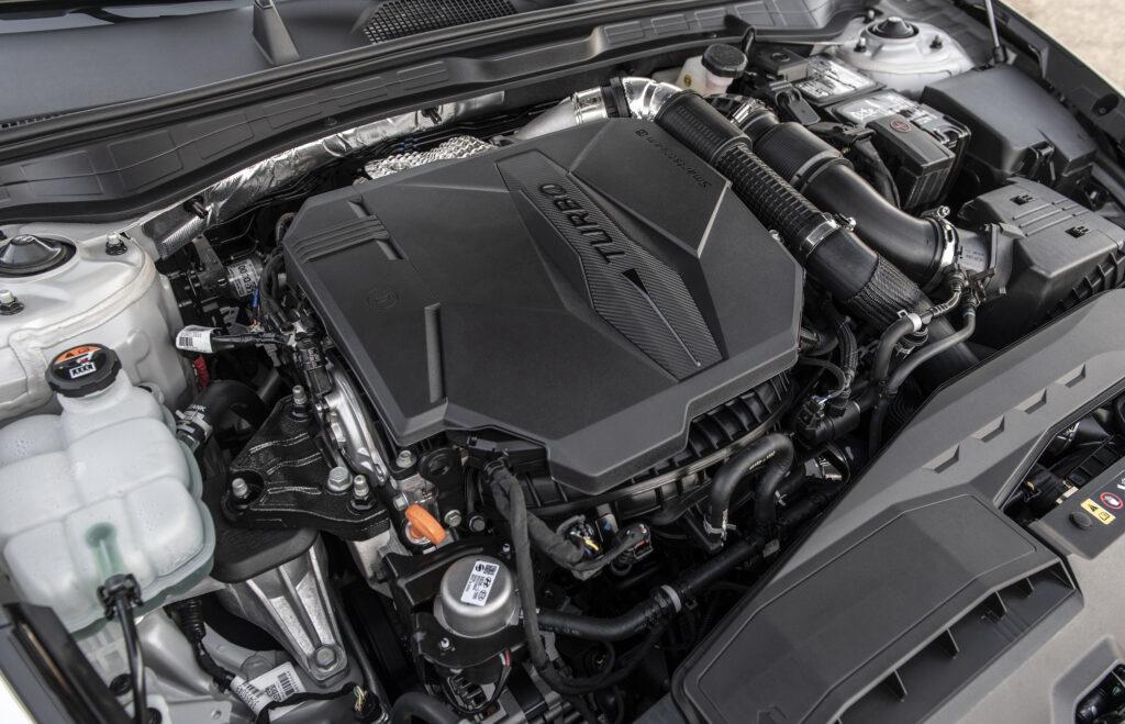 Hyundai N Line Engine - Sonata