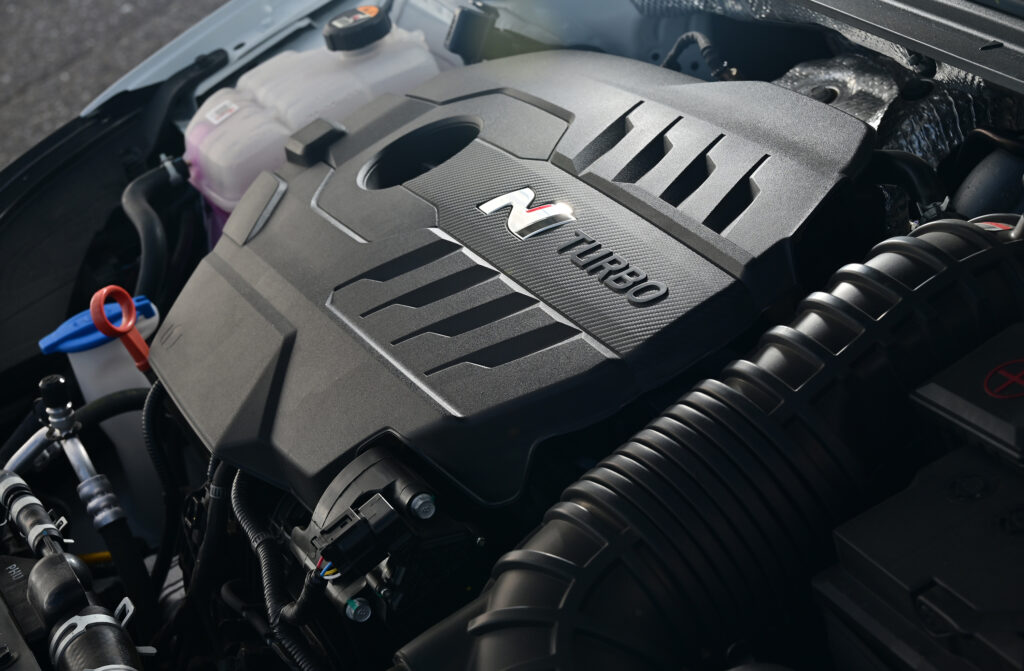 Veloster engine performance Picture