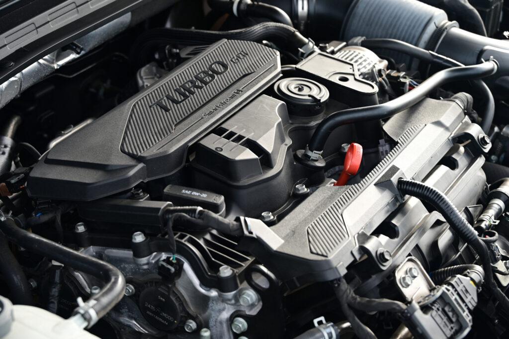 turbo k5