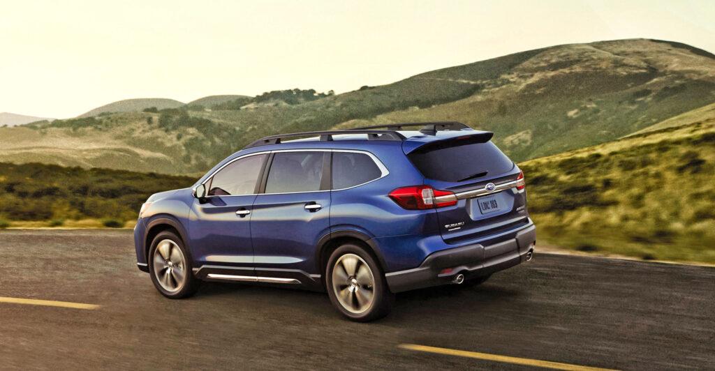 Subaru Ascent Review